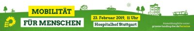 Mobilität für Menschen @ Hospitalhof Stuttgart